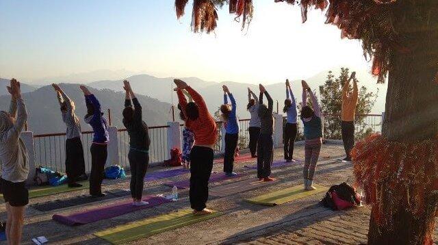 Yoga Meditation Teacher Training In India Rishikesh