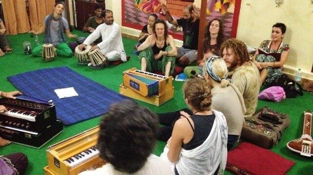 Nada Yoga Teacher Training in India - Rishikesh, 2019-2020